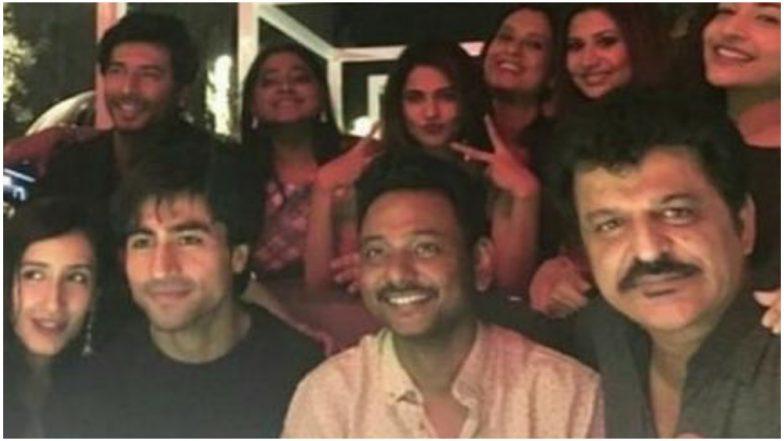 Jennifer Winget, Harshad Chopda, Rajesh Khattar – Cast Bids Final Goodbye to Bepannaah – View Pics