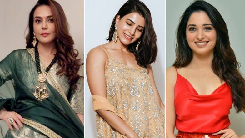 Tamannaah Bhatia, Preity Zinta and Samantha Ruth Prabhu Find a Place in Our Worst-Dressed Category, Courtesy Their Not-So-Great Styling