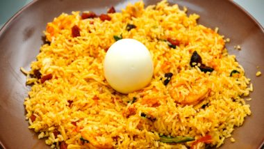 Biriyani to be Cheaper in Telangana, Thanks to Upcoming Assembly Elections! EC Officer Proposes to Cut Poll Expenses