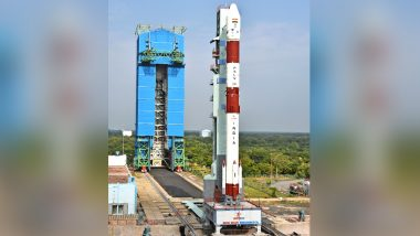ISRO PSLV-C43 All Set to Launch HysIS and 30 Other Satellites Today; Watch Live Streaming on DD National at 9:30 AM