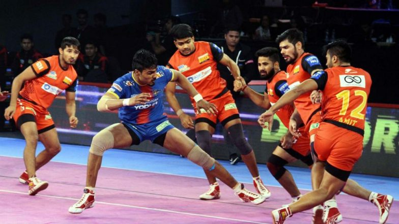 PKL 2018-19 Today's Kabaddi Matches: Schedule, Start Time, Live Streaming, Scores and Team Details of November 28 Encounters!