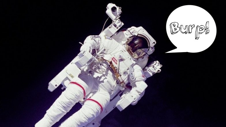 Can You Burp in Space? Not If You Want This Gross Thing to Happen