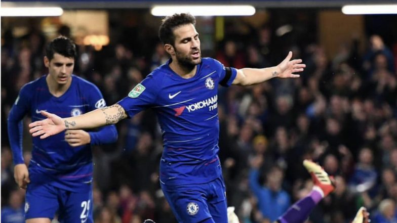 Chelsea vs Derby County, EFL Cup 2018 Match Video Highlights: Frank Lampard's Derby Puts Up Valiant Effort but Chelsea Win 3–2
