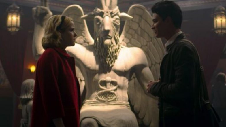 'Chilling Adventures of Sabrina' Sued for USD 50 Million By Satanic Temple