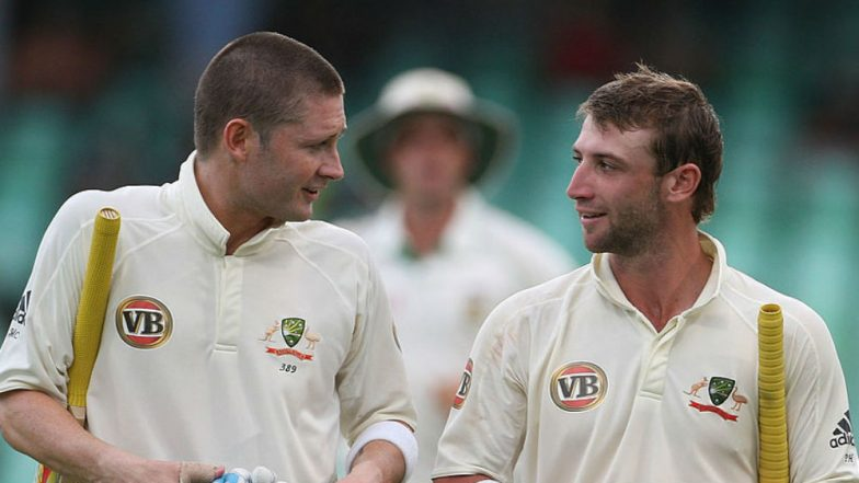 Phillip Hughes 4th Death Anniversary: Michael Clarke Pays Touching Tribute to Late Cricketer