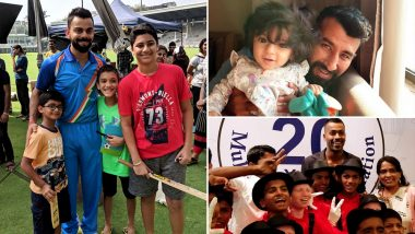 Children's Day 2018: Virat Kohli, KL Rahul, Cheteshwar Pujara, Hardik Pandya do not Wish to Let go Of the Child in Them