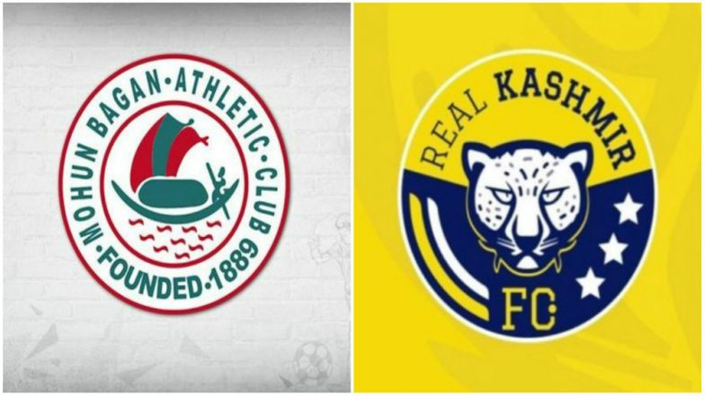 I-League 2018-19 Real Kashmir vs Mohun Bagan Football Match Preview: Snow Leopards Host Former Champions in Srinagar
