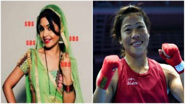 Shubhangi Atre Wants to Play Mary Kom on Small Screen