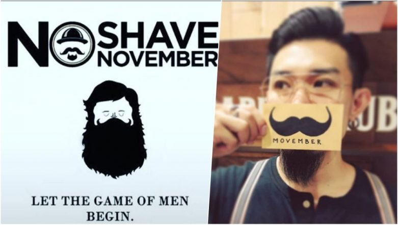 No Shave November: Movember Foundation Wants to Focus on Health of 50 Million Men This Year