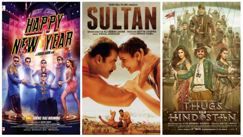 Shah Rukh Khan's Happy New Year, Salman Khan's Sultan: 5 First Day Box Office Collections Records Aamir Khan's Thugs of Hindostan Will Have To Break!