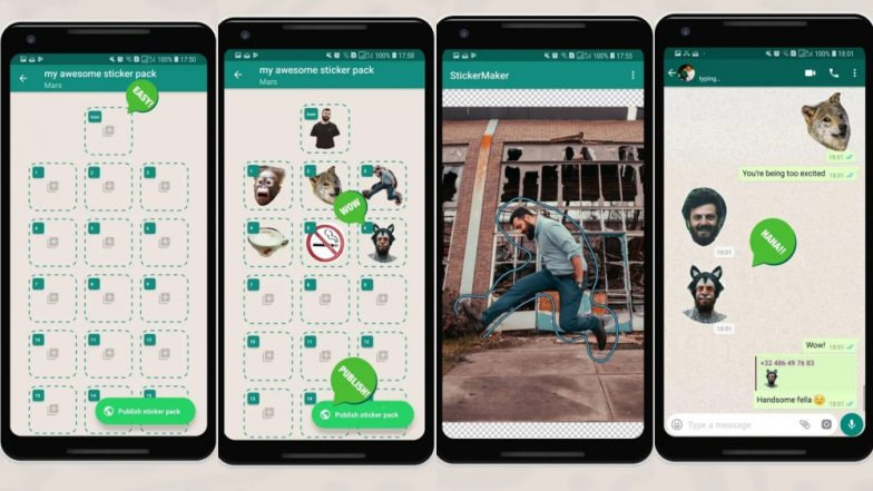 WhatsApp Stickers Update: Here's How You Can Convert Photos into Stickers on Android Phone