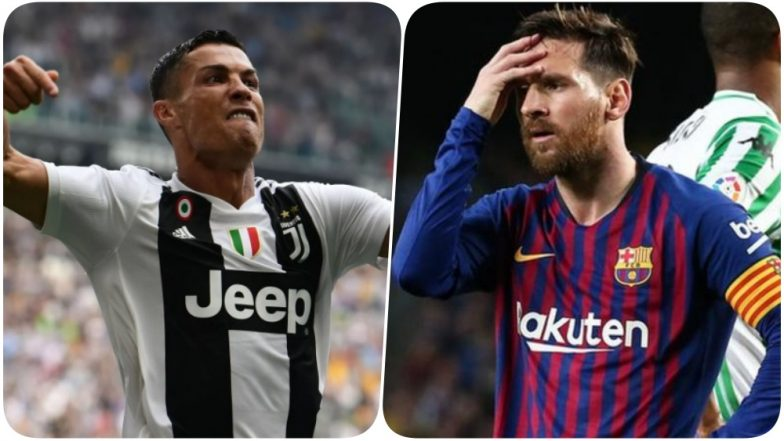 Cristiano Ronaldo, Antoine Griezmann and Kylian Mbappé Nominated for Globe Soccer Awards 2018 for Best Player, Lionel Messi Snubbed