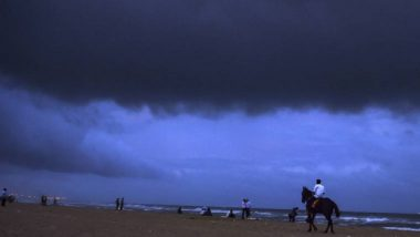 Cyclone Maha Impact: Thane and Palghar on Yellow Alert for November 6, IMD Predicts Heavy Rainfall in Parts of Maharashtra