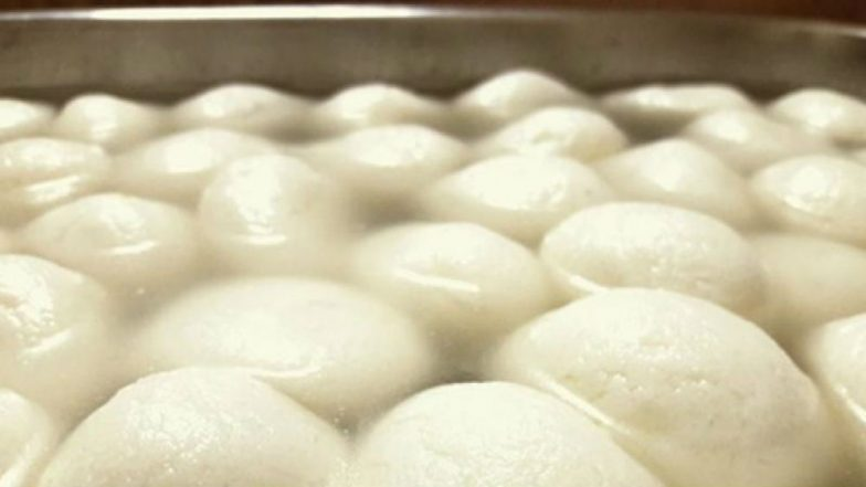 'Rosogolla Day' to Be Observed in West Bengal on November 14