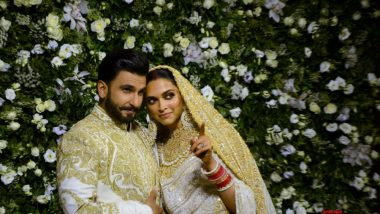 Deepika Padukone-Ranveer Singh Wedding Reception: Fans Are Totally In Love With DeepVeer's Romantic Moments!