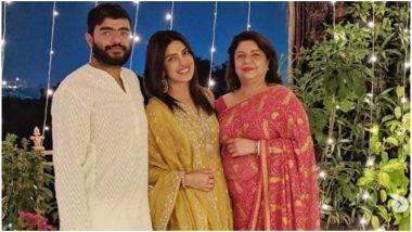 Priyanka Chopra Is Back in the Bay, Celebrates Diwali With Family – View Pic