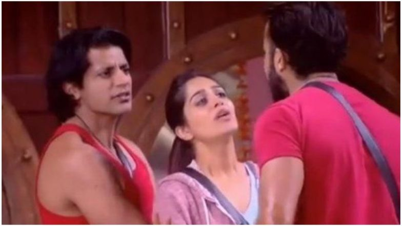 Bigg Boss 12: Sreesanth and Karanvir Bohra's Fight Turns Ugly As They Get Personal – Watch Video