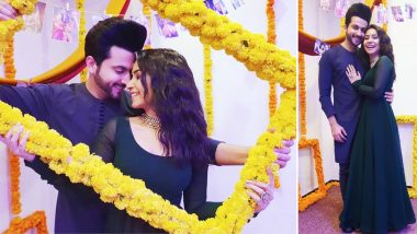 Dheeraj Dhoopar And Vinny Arora Celebrate Their Second Marriage Anniversary!