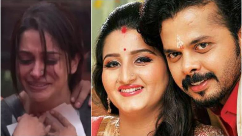 Bigg Boss 12: Sreesanth's Wife Reacts To Dipika Kakar's Outburst Over Romil And Srishty's 'Saiyaan' and 'Bhaiyya' Comments