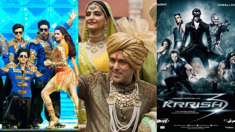 Diwali Blockbusters: When Salman Khan, Shah Rukh Khan, Hrithik Roshan Ruled the Box Office