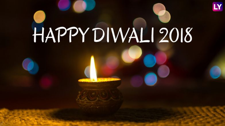 Diwali 2018 HD Images to Send Greetings in Advance: Best WhatsApp Wishes, Messages, Deepavali GIF Photos and Wallpapers to Download for Free Online