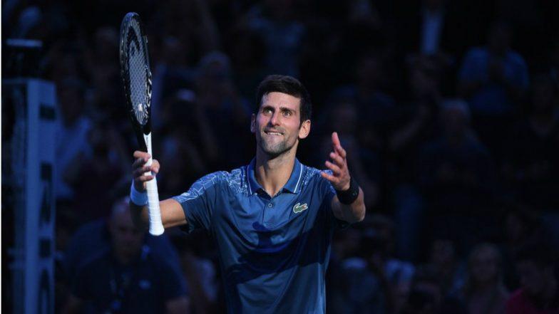 ATP Paris Masters 2018: Novak Djokovic Enters Quarter Finals; Bids to Win Fifth Paris Title