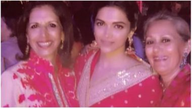 Is This Unseen Picture of Deepika Padukone Taken During One of Her Wedding Ceremonies?