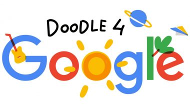 Doodle 4 Google India Contest 2018 Voting Ends Tomorrow! Here Are the Steps to Cast Your Vote for the Competition