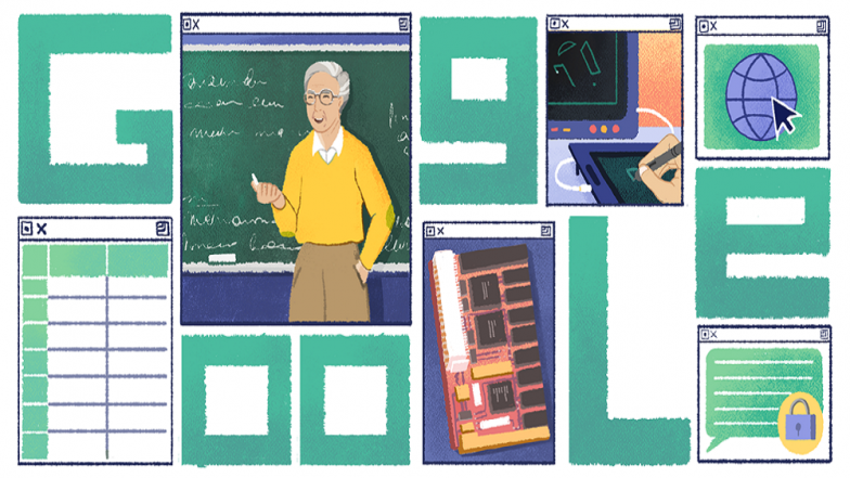 Michael Dertouzos' 82nd Birthday: Google Dedicates Doodle to the 'Pioneer of Computer Science', Watch his Interview & Key Facts to Know About The Scientist