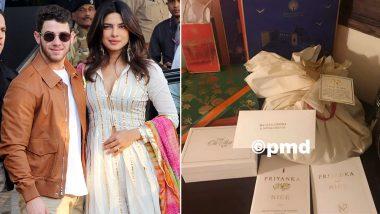 Priyanka Chopra and Nick Jonas' Wedding Invite Out- See First Pic