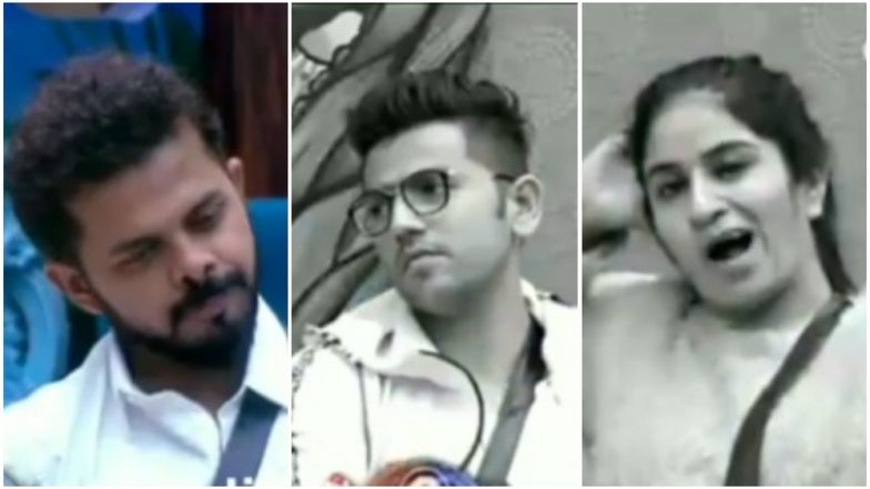 Bigg Boss 12 Preview: Captain Sreesanth Nominates Deepak Thakur, Romil Chaudhary, Surbhi Rana for Eviction – Watch Video