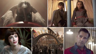 Dumbo Trailer: Disney's Favourite Flying Elephant is Here To Give You Smiles and Tears - Watch Video