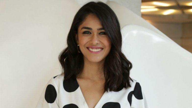 Through 'Baahubali' Series I'm Living My Dream, Says Actress Mrunal Thakur