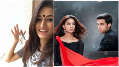 Kasautii Zindagii Kay 2 Actress Erica Fernandes Buys a New House, Shows Off the Keys – View Pic