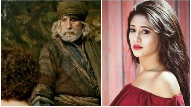 Yeh Rishta Kya Kehlata Hai Fame Shivangi Joshi Supports Amitabh Bachchan's Thugs of Hindostan, Says I Thoroughly Enjoyed the Film