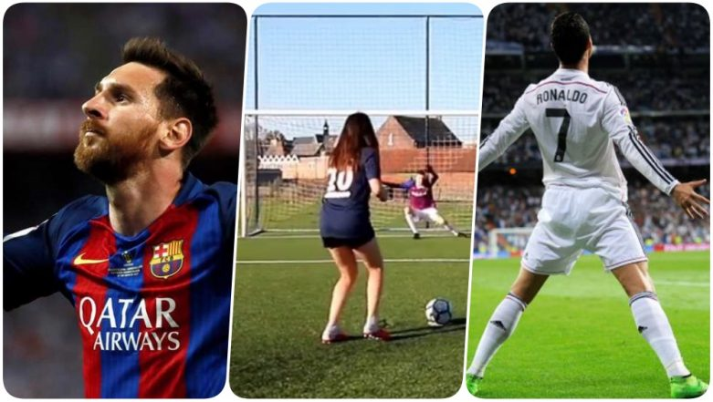 Cristiano Ronaldo, Messi, Pogba or Neymar Who Is Best? Different Ways to Take Penalty, Watch the Video and Pick Your Favorite