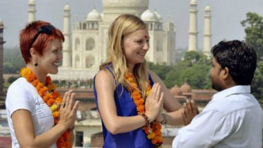 18.78 Lakh Foreigners Visited India on E-visa within First 10 Months, Set New Record