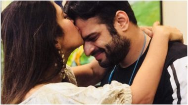 Birthday Boy Karan Patel's Wife Ankita Bhargava Has the Most Adorable Message for Her 'Guddu' – View Pic