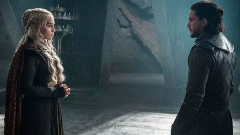 Game of Thrones Season 8 First Picture Will Make Jon Snow and Daenerys Targaryen Fans Very Happy