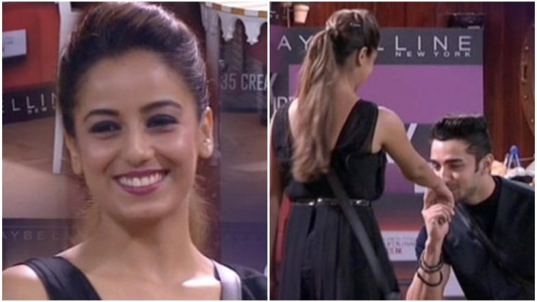 Bigg Boss 12: Is It Just Us or Srishty Rode Looks Uncomfortable While Dancing With Rohit Suchanti? Watch Video