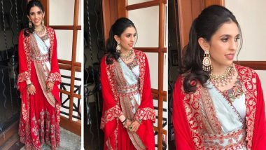 Shloka Mehta's Recent Picture Gives Us a Glimpse of What Akash Ambani's future wife's Wedding Avatar May Look Like