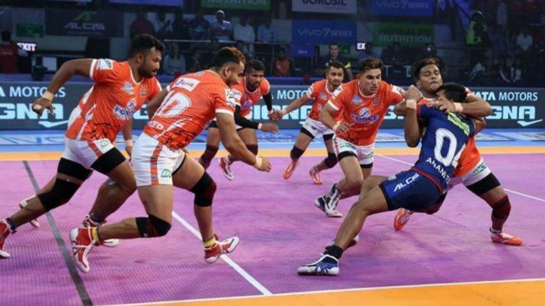 PKL 2018-19 Video Highlights: Gujarat Fortunegiants Record Easy Win over Puneri Paltan