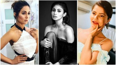 Hina Khan, Mouni Roy or Rubina Dilaik: Who's the Hottest Bahu to Scorch the Small Screens?