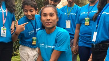 Hima Das, Asian Games Gold Medallist, Appointed As UNICEF India's Youth Ambassador