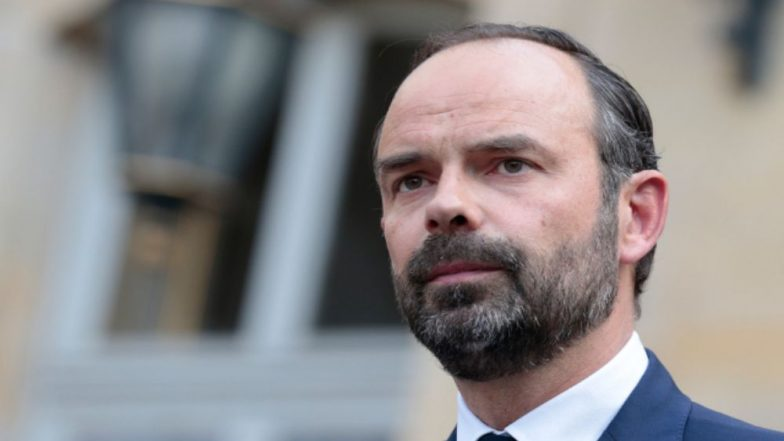 French Prime Minister Edouard Philippe Dodges Human Rights Questions in Vietnam