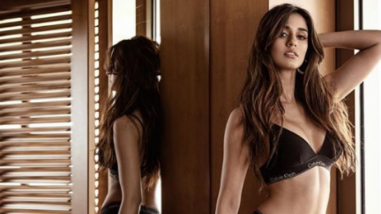 Disha Patani Unleashing Hotness In A Sexy Calvin Klein Lingerie Has Become A Routine Now! But We Aren't Complaining-View New Pic