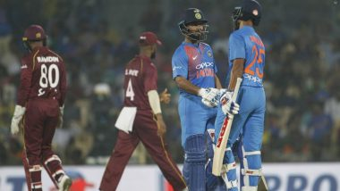 India vs West Indies 3rd T20I Video Highlights: Shikhar Dhawan's 92 Helps IND Whitewash WI