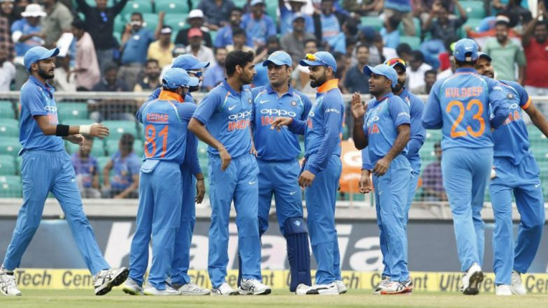 IND vs WI 5th ODI 2018 Video Highlights: India Thrash Windies by Nine Wickets, Clinch Series 3-1