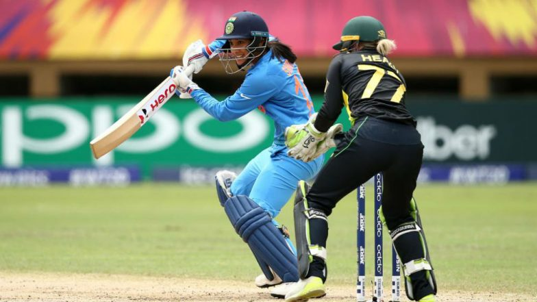 India vs Australia, ICC Women's World T20 Cup 2018 Video Highlights: IND W Beat AUS W to Finish on Top of Group B Points Table