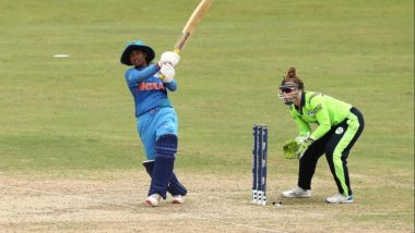 India vs Ireland, ICC Women's T20 World Cup Video Highlights: Indian Spinners Help the Team Beat Ireland by 52 Runs; Women in Blue Qualify for Semis